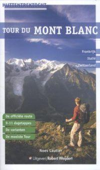 Tour du Mont Blancgids - De Leesclub van Alles