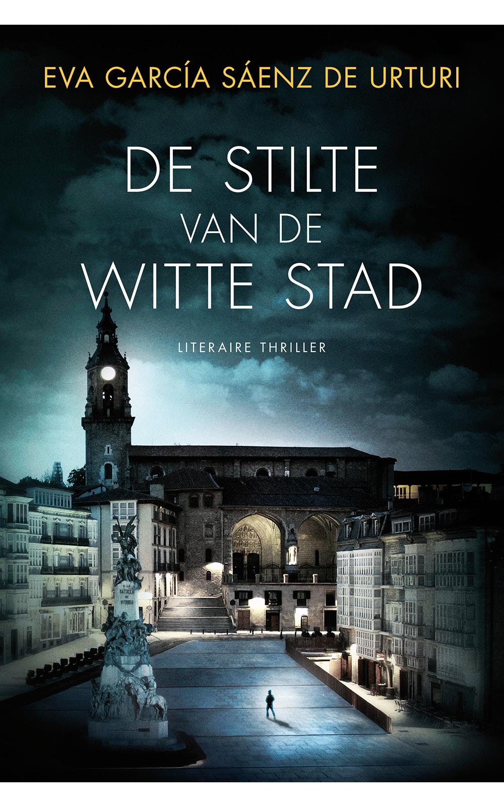 De stilte van de witte stad - De Leesclub van Alles