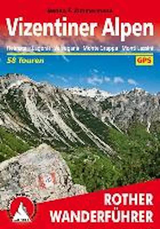 Wanderführer Vizentiner Alpen
