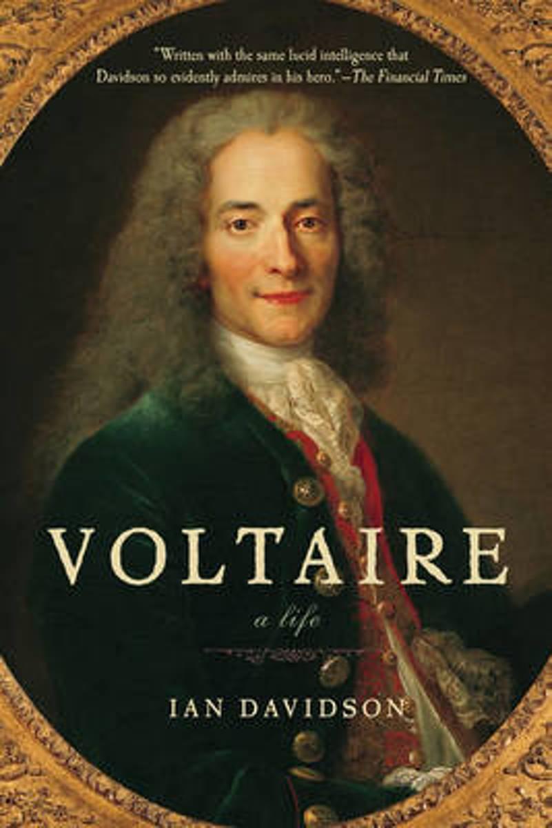 Voltaire. A Life - De Leesclub van Alles