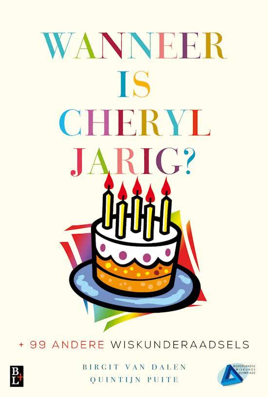 De verjaardag van Cheryl