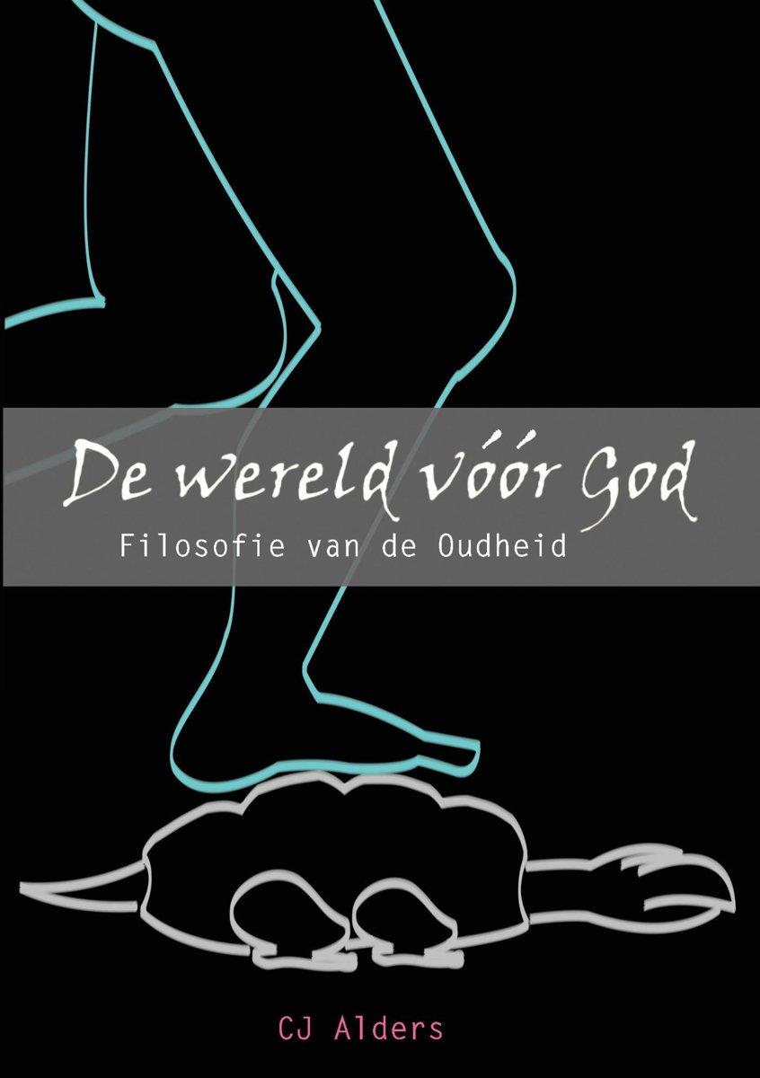 De wereld vóór god - De Leesclub van Alles