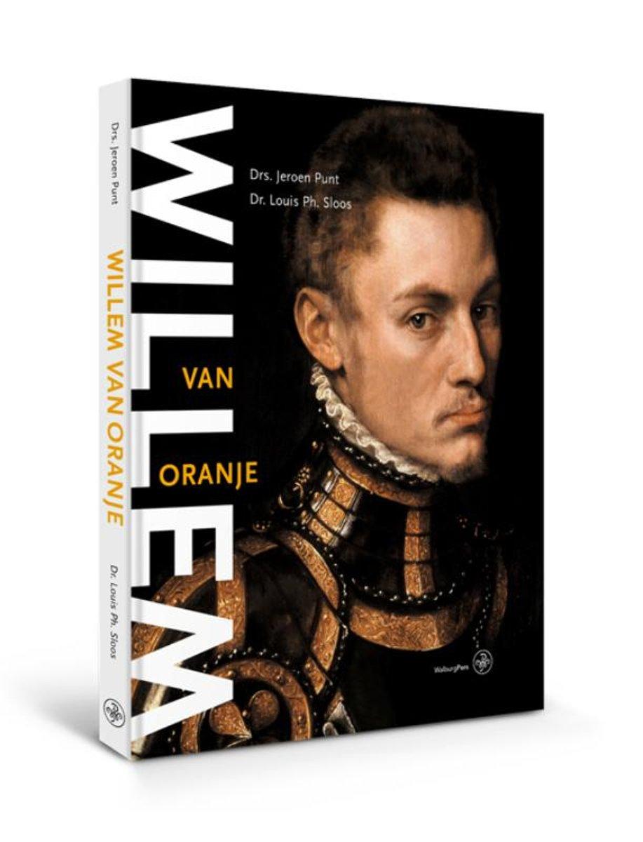 Willem van Oranje - De jonge prins als edelman en militair