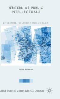 Writers as Public Intellectuals - De Leesclub van Alles