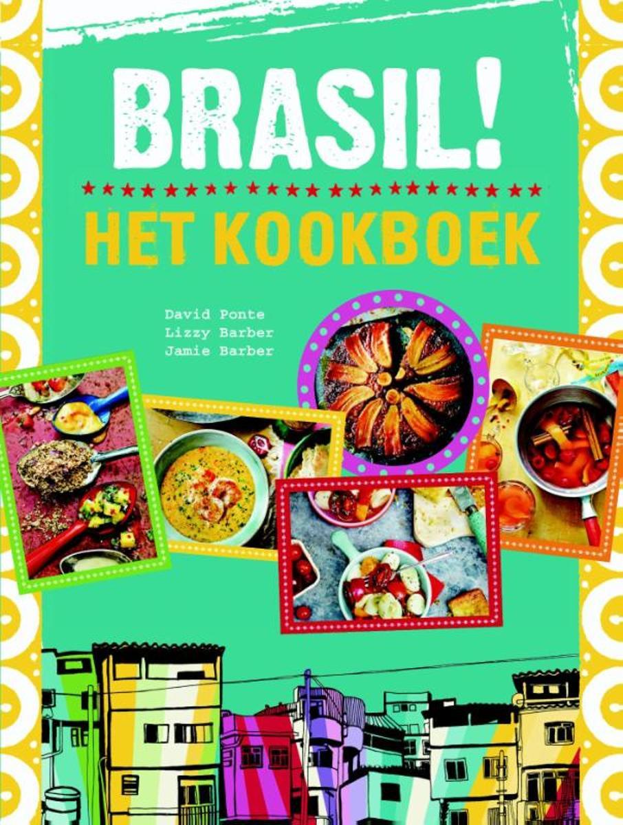 Brasil! Het kookboek