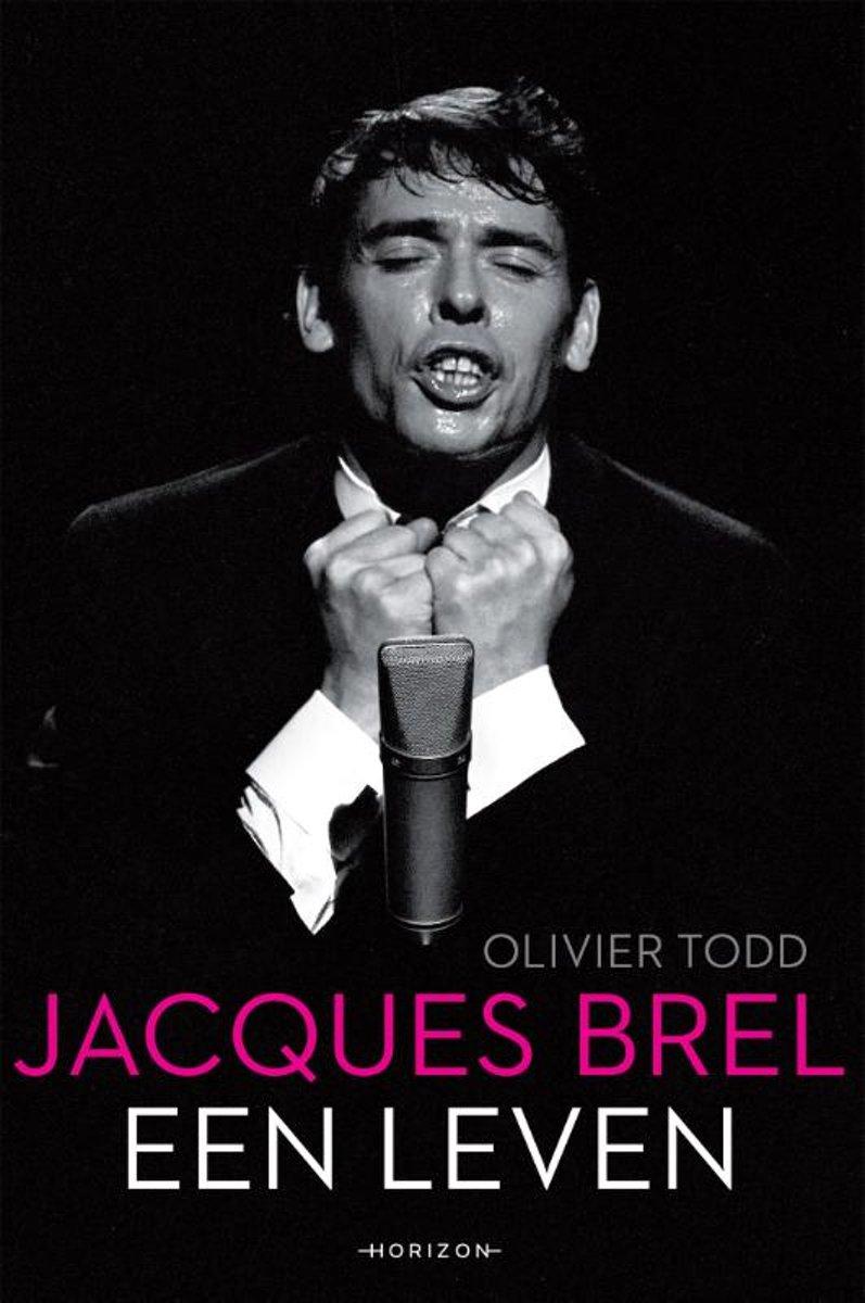 Jacques Brel, een leven - De Leesclub van Alles