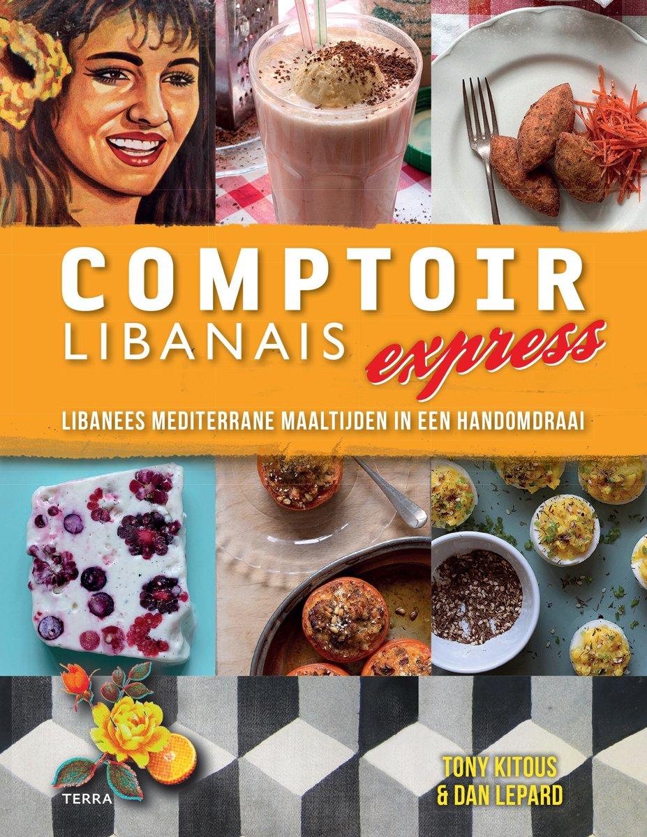 Comptoir Libanais Express - De Leesclub van Alles