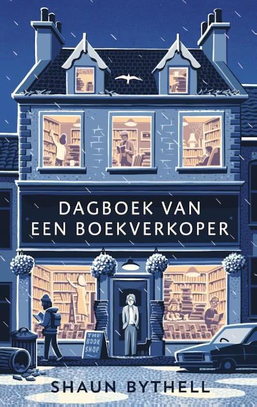Dagboek van een boekverkoper - De Leesclub van Alles