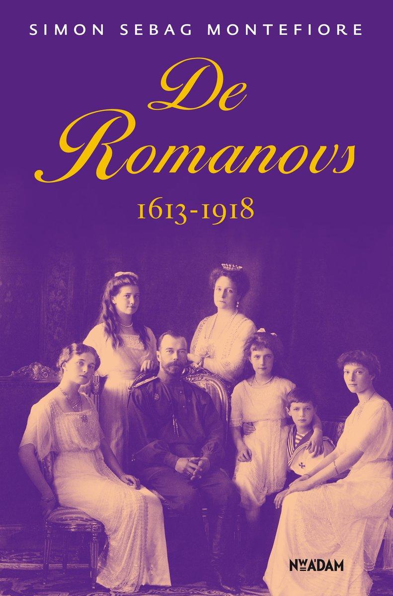 De Romanovs 1613-1918 - De Leesclub van Alles