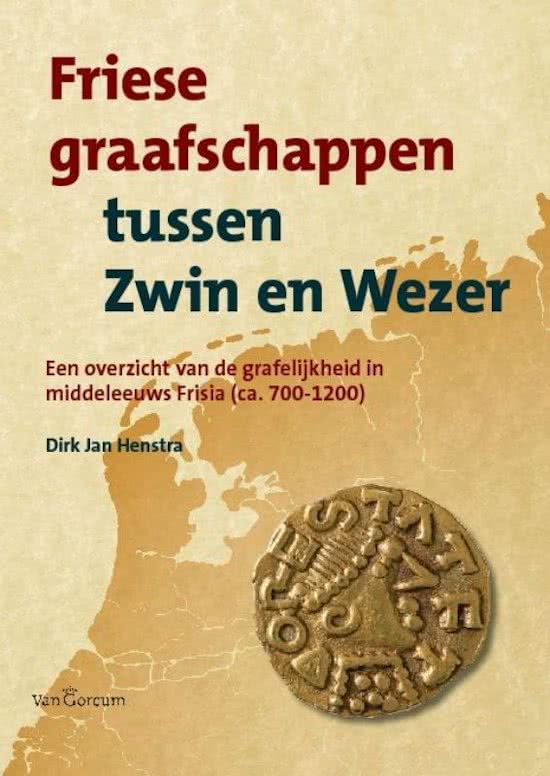 Friese graafschappen tussen Zwin en Wezer - De Leesclub van Alles