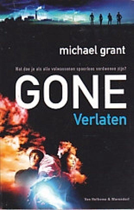 Gone 1 - Verlaten