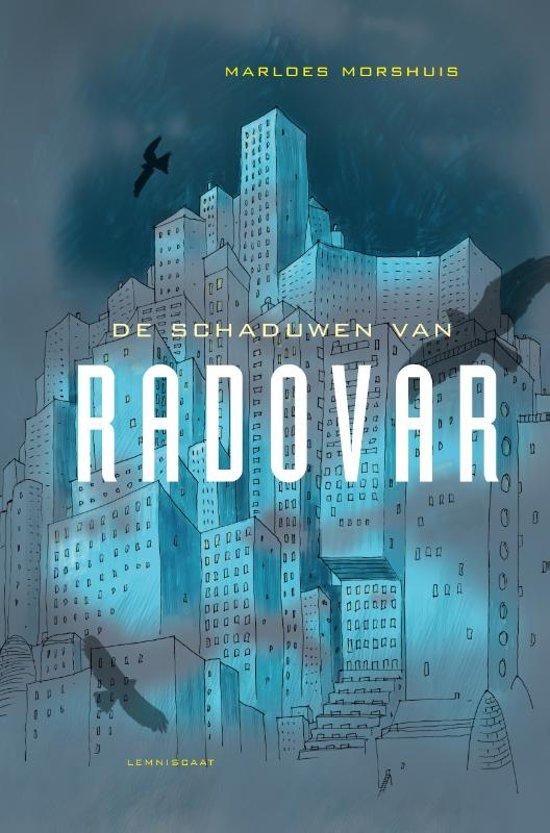 De schaduwen van Radovar - De Leesclub van Alles