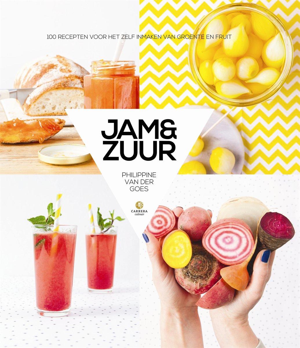 Jam en zuur