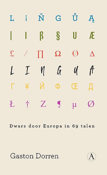 Lingua – Dwars door Europa in 69 talen
