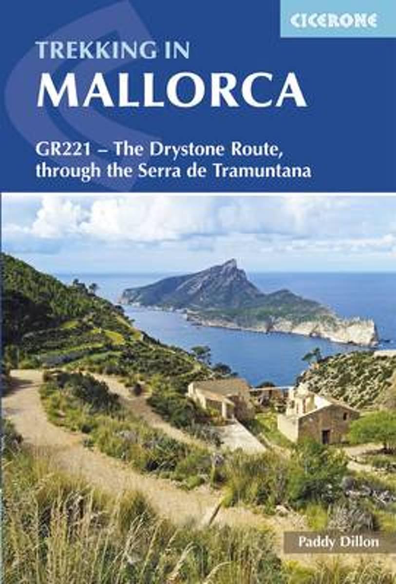 Trekking through Mallorca GR-221