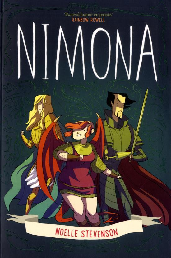 Nimona - De Leesclub van Alles