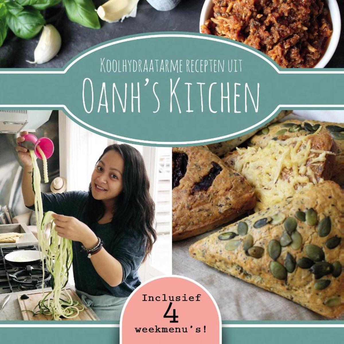 Koolhydraatarme Recepten uit Oanh's Kitchen - De Leesclub van Alles