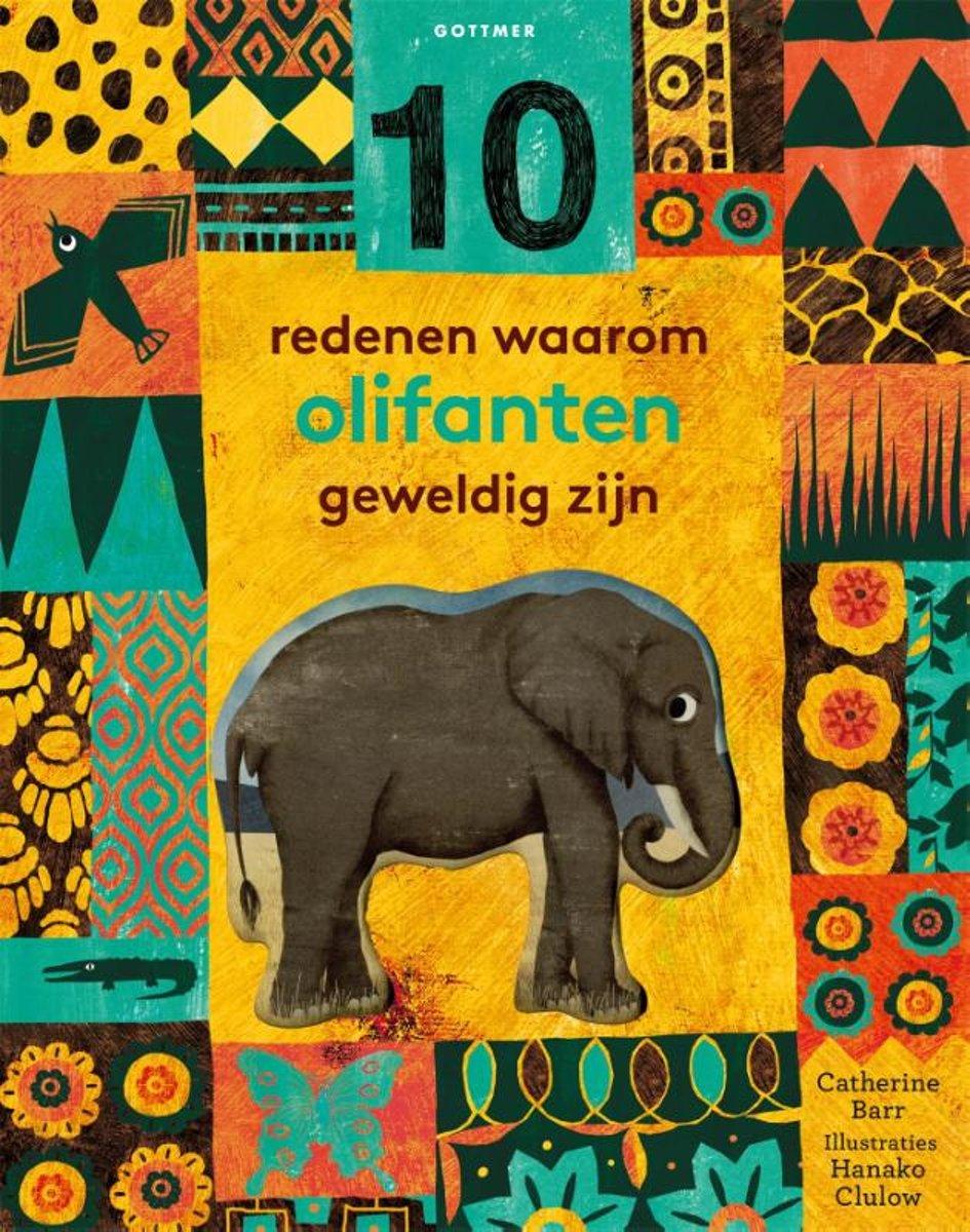 10 redenen waarom olifanten geweldig zijn