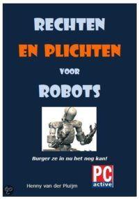 Rechten en plichten voor robots - De Leesclub van Alles