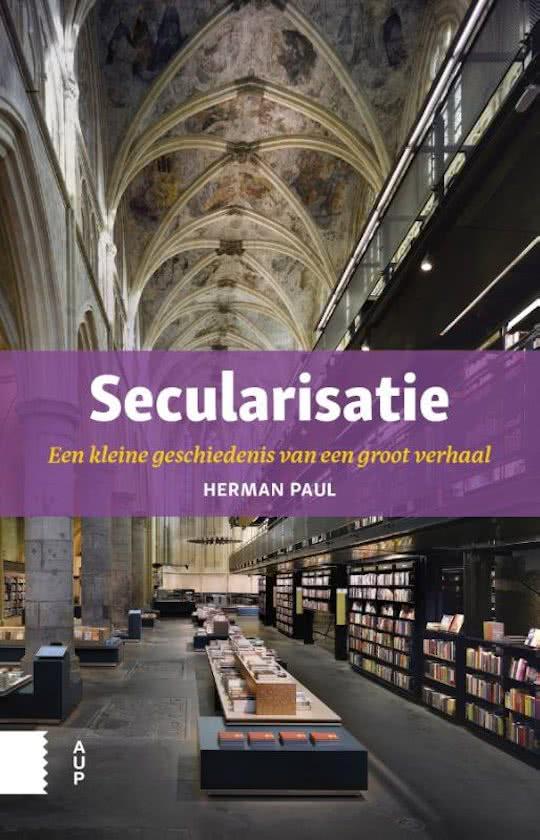 Secularisatie - De Leesclub van Alles