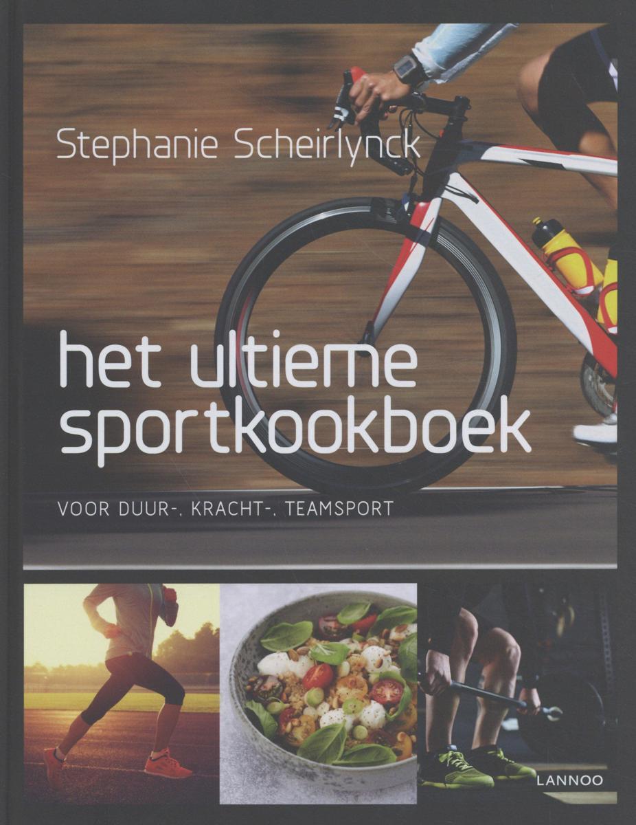 Het ultieme sportkookboek voor duur-, kracht-, teamsport