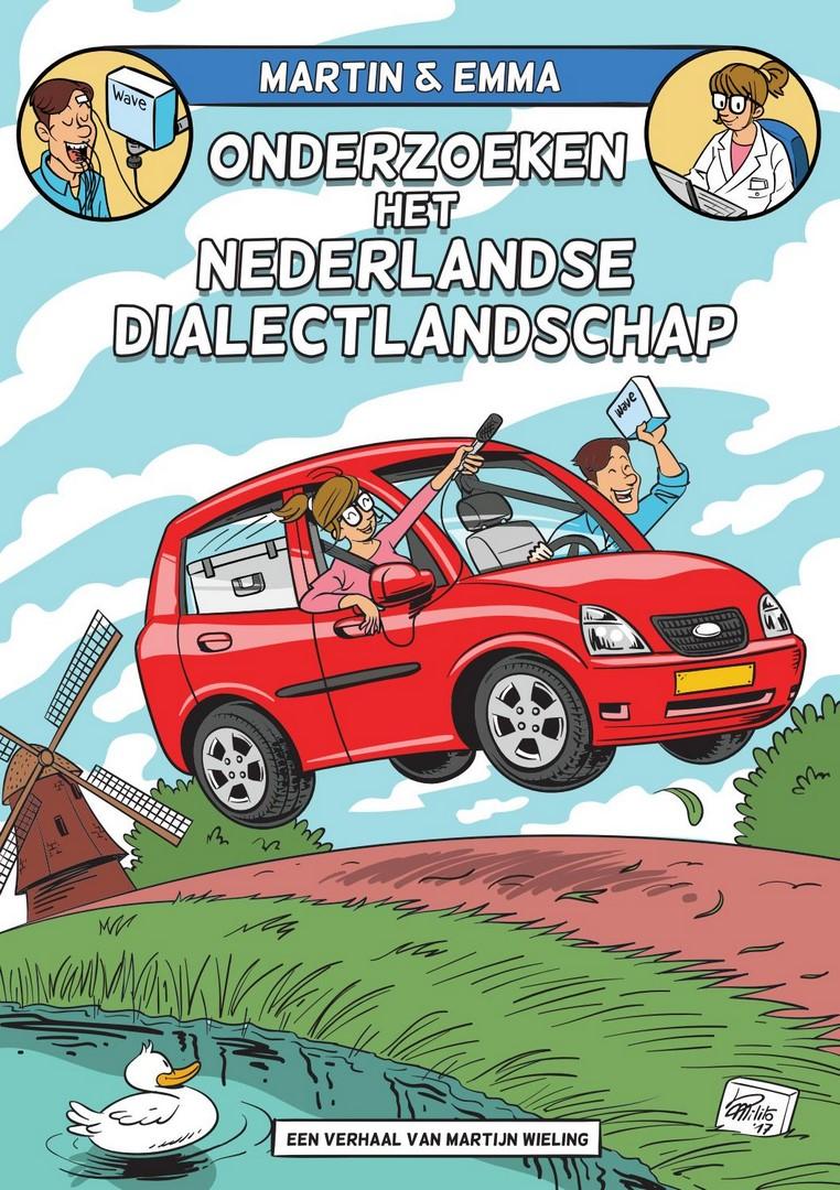 Martin en Emma onderzoeken het Nederlandse dialectlandschap