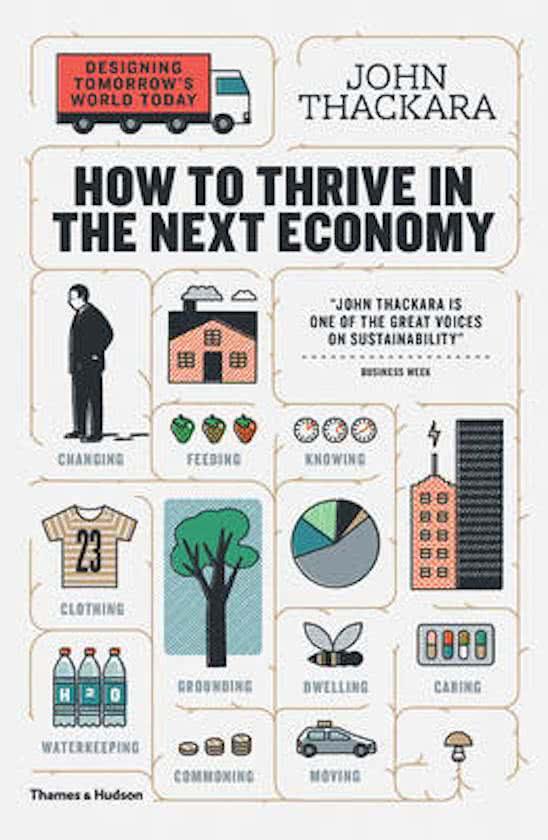 How to Thrive in the Next Economy - De Leesclub van Alles
