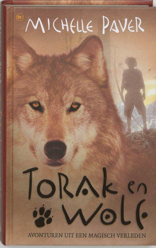 Torak en Wolf 1 - Avonturen in een magisch verleden
