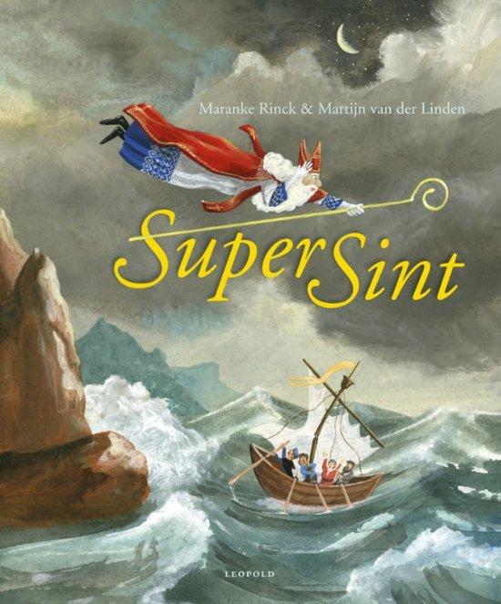 Supersint - De Leesclub van Alles