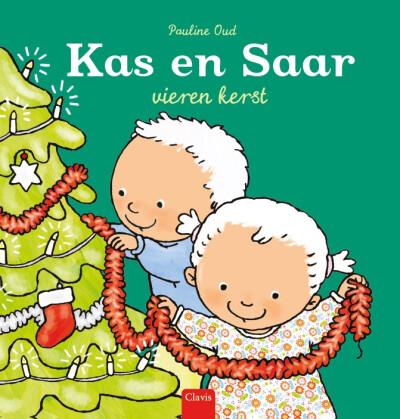 Kas en Saar vieren kerst - De Leesclub van Alles