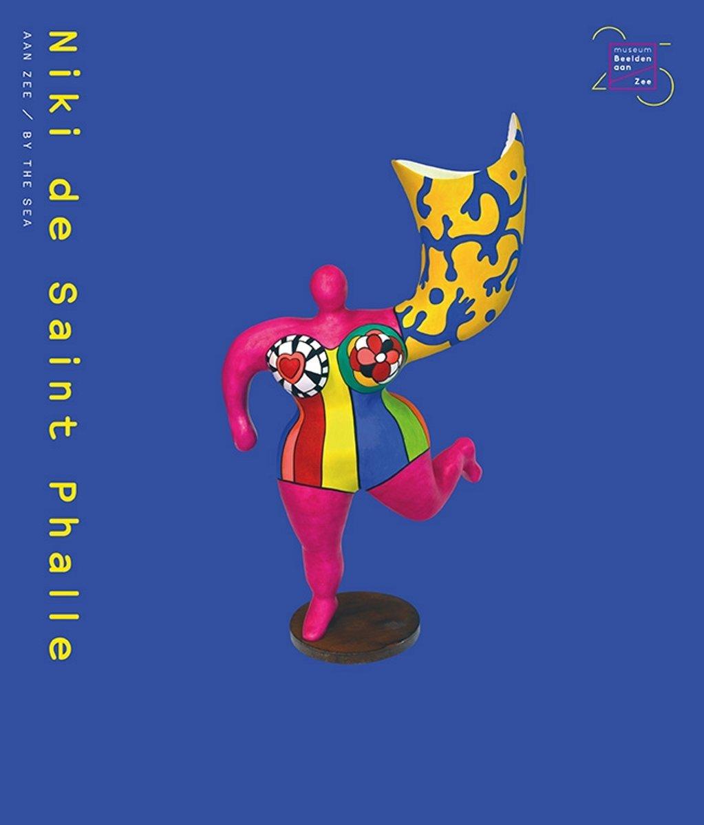 Niki de Saint Phalle - aan Zee - De Leesclub van Alles
