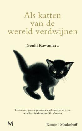 Als katten van de wereld verdwijnen - De Leesclub van Alles