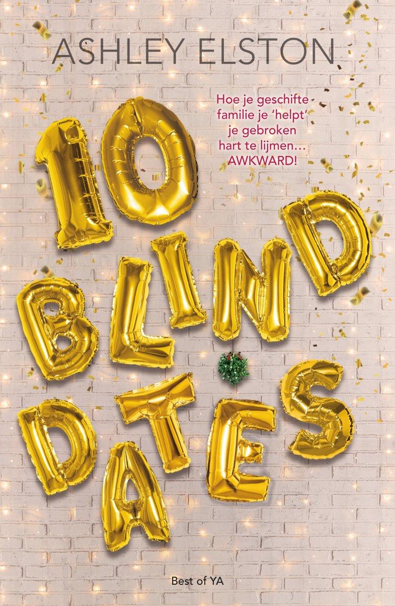 10 blind dates - De Leesclub van Alles