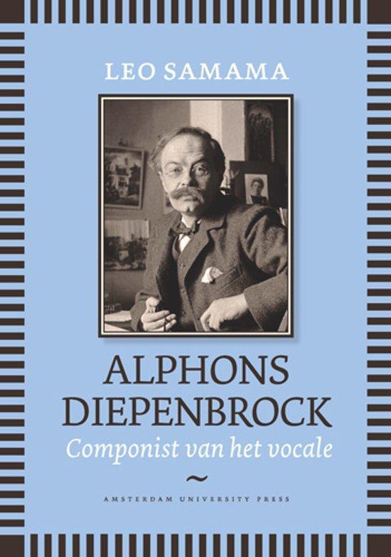 Alphons Diepenbrock - De Leesclub van Alles