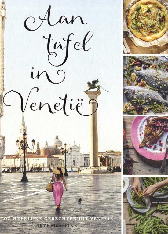 Aan tafel in Venetië - De Leesclub van Alles