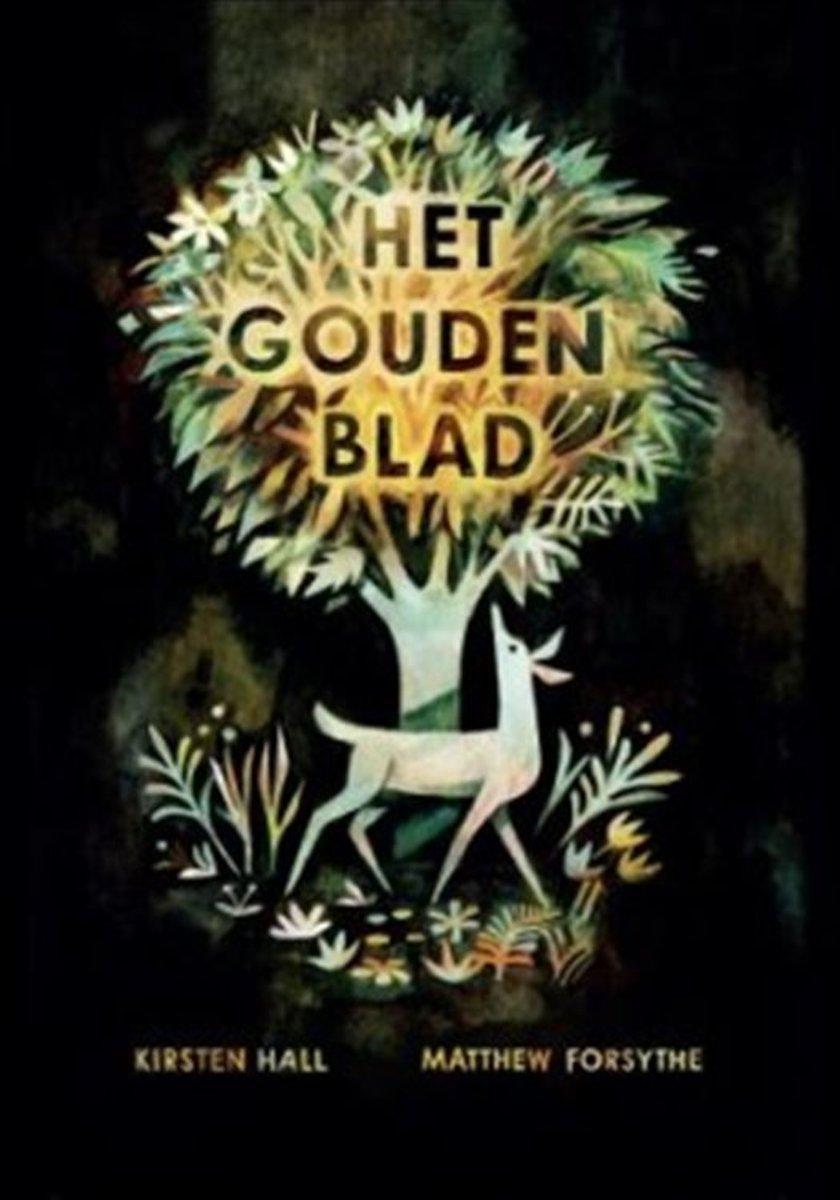 Het gouden blad - De Leesclub van Alles