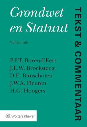 Grondwet en Statuut - De Leesclub van Alles
