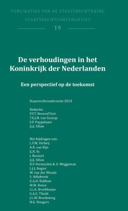 De verhoudingen in het Koninkrijk der Nederlanden