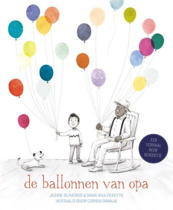 De ballonnen van opa - De Leesclub van Alles