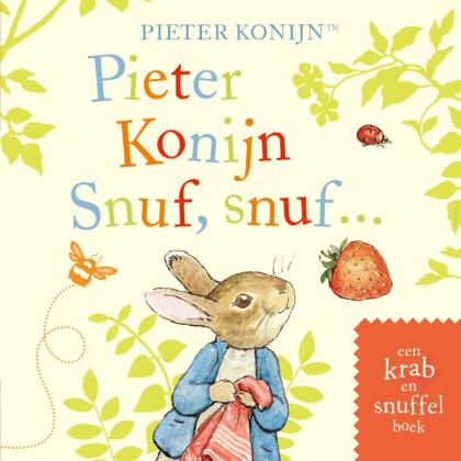 Pieter Konijn, snuf, snuf....