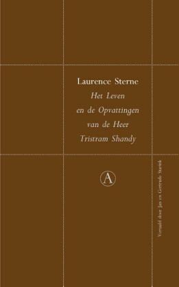 Het leven en de opvattingen van de heer Tristram Shandy