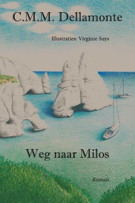 Weg naar Milos