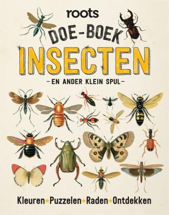 ROOTS doe-boek insecten en ander klein spul