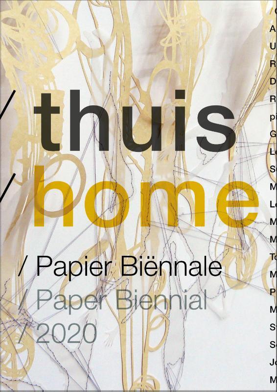 THUIS/HOME Papier Biënnale 2020