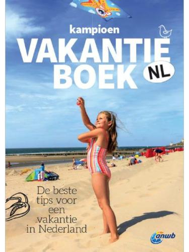 Kampioen vakantieboek Nederland