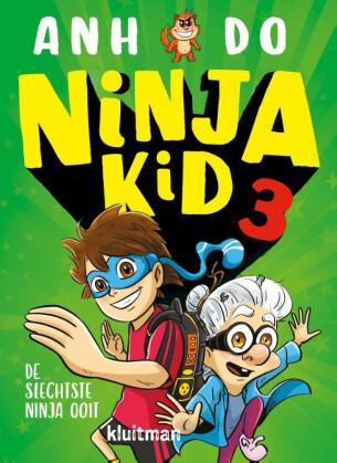 Ninja Kid 3, de slechtste ninja ooit