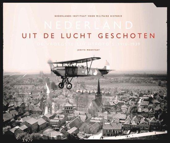 Nederland uit de lucht geschoten