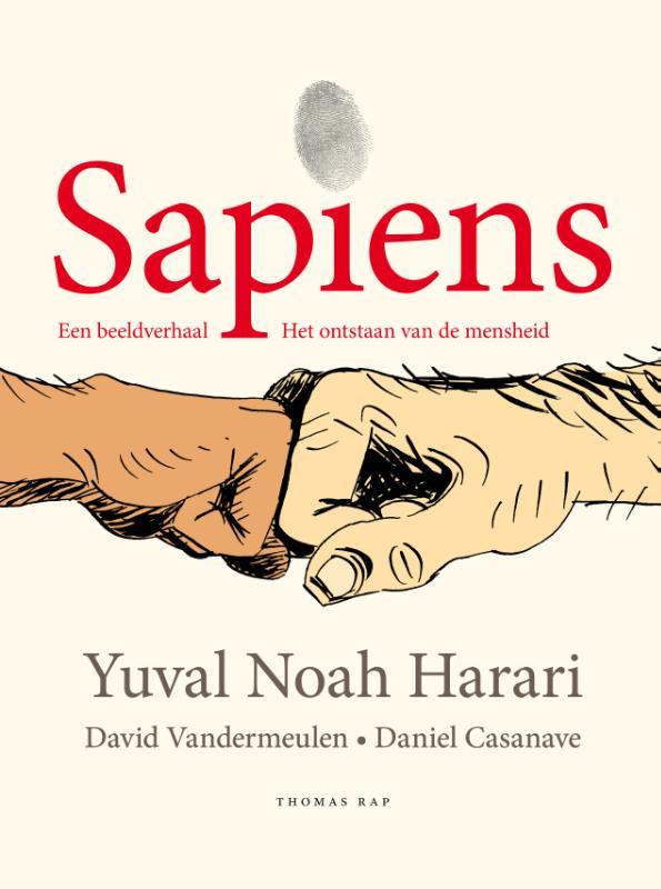 Sapiens: een beeldverhaal - Het ontstaan van de mensheid
