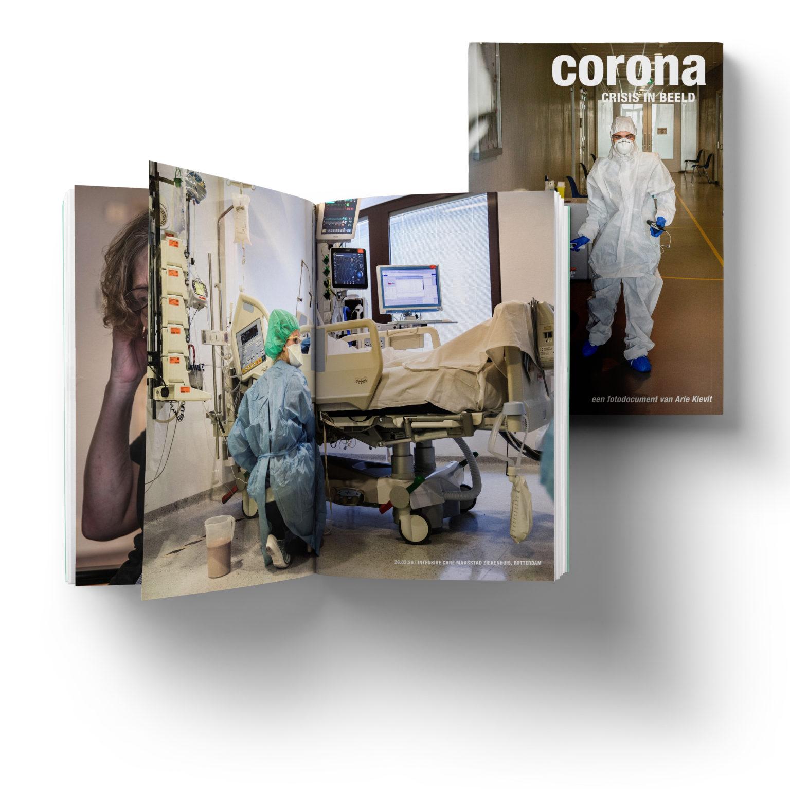 Corona crisis in beeld