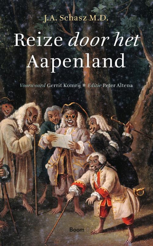 Reize door het Aapenland